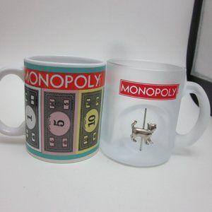 Monopoly mugs